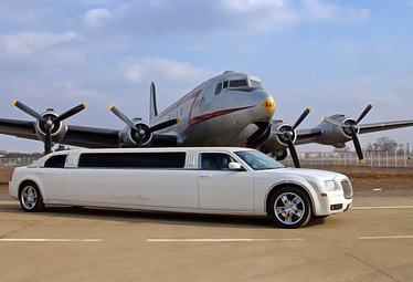 Stretchlimo Berlin - Chrysler C300 Stretchlimousine