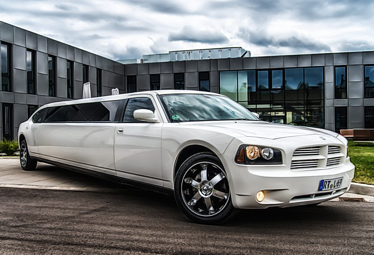 Stretchlimo Stuttgart - Dodge Charger