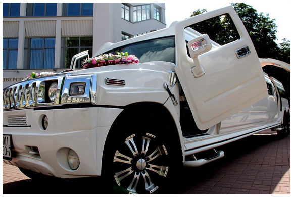 Hummer Stretchlimo in NRW mieten
