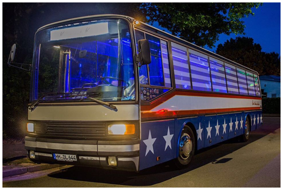 BIG Partybus in Hamburg mieten
